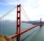 United Coach Tours - Golden Gate Bridge